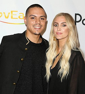 Ashlee Simpson working on music comeback with husband Evan Ross