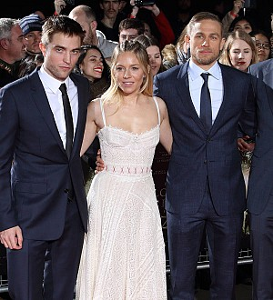 Charlie Hunnam and Robert Pattinson didn't speak while filming Lost City of Z