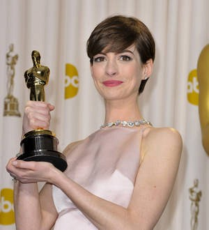 Anne Hathaway was left bereft by Oscar win