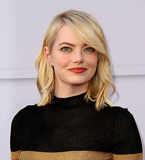 Emma Stone thankful to shoot first sex scene with Andrea Riseborough