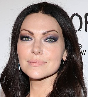 Laura Prepon: 'My pregnancy news was revealed before I told my family'