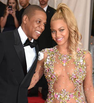 Beyonce and Jay Z mobbed visiting Tidal headquarters in Norway