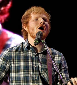 Ed Sheeran named Songwriter of the Year at Ivor Novello Awards