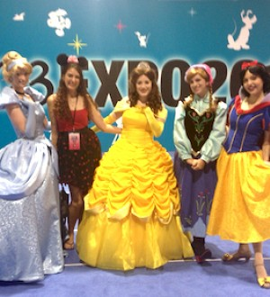 Highlights from 2015 D23 Expo!