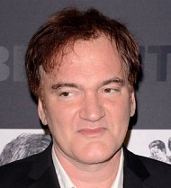 Quentin Tarantino learned to ride a horse for African safari