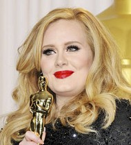 Adele signs up for next James Bond theme tune - report