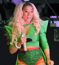 Keyshia Cole sorry for axed gig