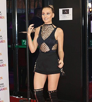 Perrie Edwards 'just friends' with Dougie Poynter