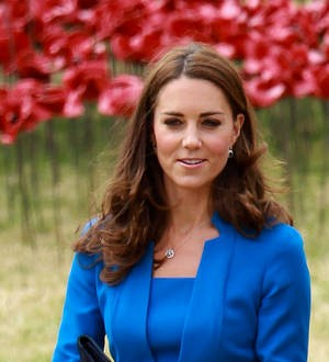 Duchess of Cambridge returns to work
