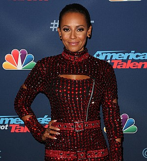 Mel B breaks character to sing Spice Girls during Broadway show