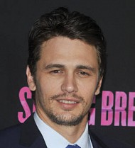 James Franco pokes fun at Oscars hosting disaster