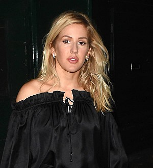 Ellie Goulding left red-faced by intimate Prince Harry question