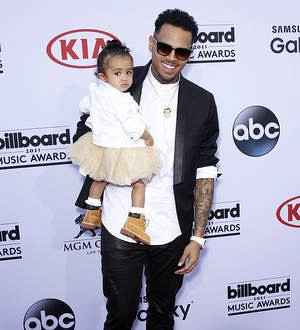 Chris Brown awarded joint custody of daughter