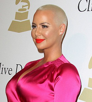 Amber Rose: 'I want a boob reduction'