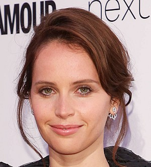 Felicity Jones to play U.S. Supreme Court Justice Ruth Bader Ginsburg in new film