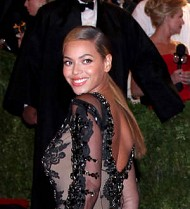 Beyonce to co-chair New York's Costume Institute Gala