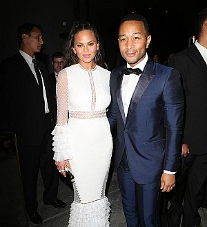John Legend labeled a 'loser' by Chrissy Teigen over Globes' name error