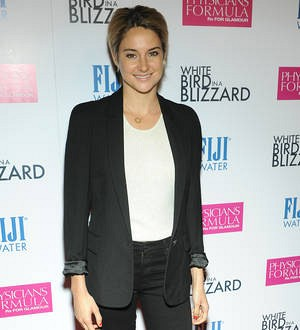 Shailene Woodley dating indie musician - report