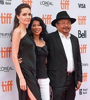 Angelina Jolie indebted to new film's author for teaching her about Cambodia