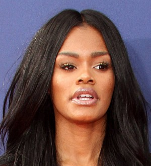 Kanye's video vixen Teyana Taylor cast in hip-hop TV series