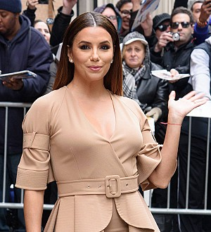 Eva Longoria reveals bun trick to get the most from a blowout