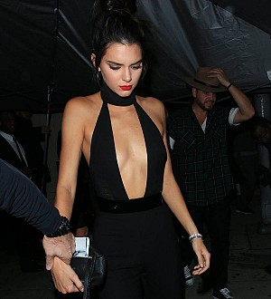 Stars turn out for Kendall Jenner's birthday bash