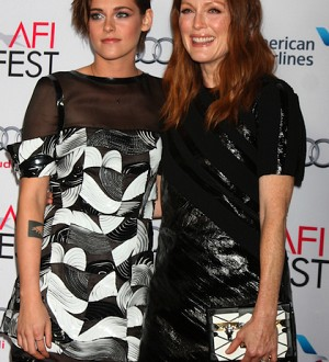 Kristen Stewart Digs Deep for Role in 'Still Alice' with Julianne Moore