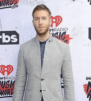 Calvin Harris 'blessed' to work with Taylor Swift