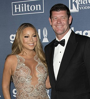 Mariah Carey has to watch what she says about fiance