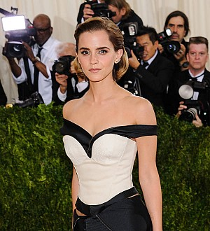 Emma Watson wins Inspiration gong at Women of the Year awards