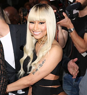 Nicki Minaj joins Drake for surprise appearance in Paris