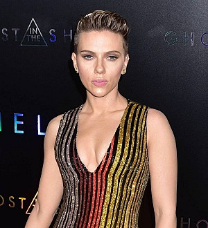 Scarlett Johansson and estranged husband attend art event together