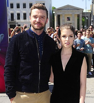 Justin Timberlake and Anna Kendrick perform Trolls duet in Cannes