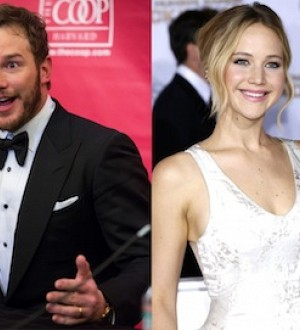 America's Sweethearts Chris Pratt & Jennifer Lawrence Teaming Up for Sci-Fi Rom-Com!