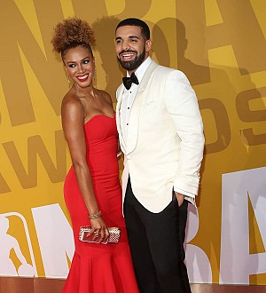Drake heaps praise on 'stunning' NBA Awards date