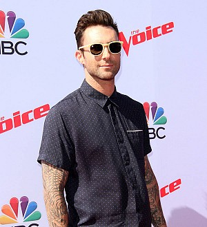 Adam Levine used Ellen DeGeneres' help to name his daughter
