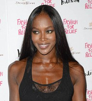 Naomi Campbell was mugged in Paris