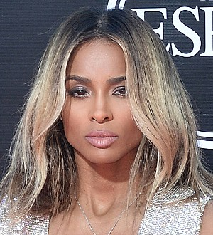 Ciara's wedding dress was too big for tiny chapel