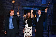 The Royal Family Meets Harry Potter!