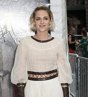 Kristen Stewart: 'I was so stressed I vomited every day'