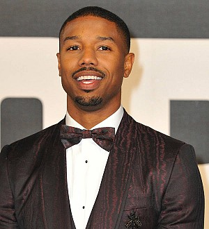 Michael B. Jordan feeling the pressure for Black Panther movie