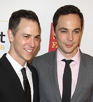 Jim Parsons weds in New York