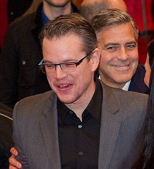 Matt Damon: 'I don't know how anybody does twins!'
