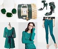 The Color for 2013: Emerald Green!
