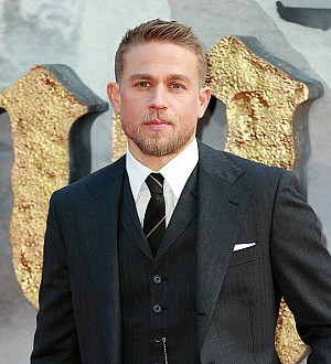 Charlie Hunnam studied fighter Conor McGregor for King Arthur grit