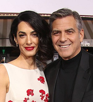 George Clooney and Wife Expecting Twins - Report
