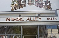 Whimsic Alley: For All Your Wizarding Needs