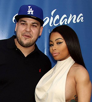 Rob Kardashian and Blac Chyna split - report