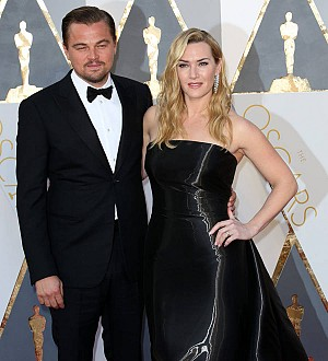 Kate Winslet and Leonardo DiCaprio holiday together