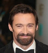 Hugh Jackman named celebrity with sexiest facial hair